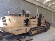 Tesmec TRS-1100 B drilling, harvesting, trenching equipment