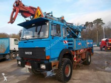 Iveco Turbotech 190.32 drilling, harvesting, trenching equipment
