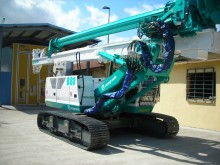 Casagrande B80 drilling, harvesting, trenching equipment