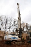 Soilmec SR60 drilling, harvesting, trenching equipment