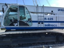 Soilmec R-625 drilling, harvesting, trenching equipment