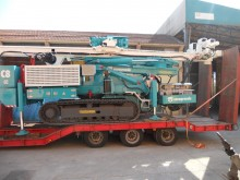 Casagrande C8 jet grouting drilling, harvesting, trenching equipment