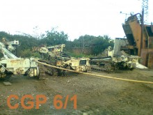 Ingersoll rand ECM350 VL-140 drilling, harvesting, trenching equipment