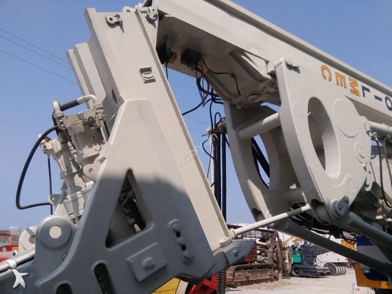 Soilmec R516 R518 drilling, harvesting, trenching equipment