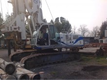 Soilmec SR50 drilling, harvesting, trenching equipment
