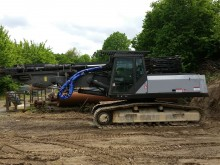 ABI TM pile-driving machines drilling, harvesting, trenching equipment