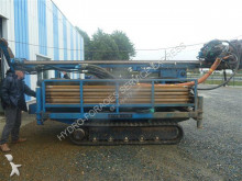 Stenuick drilling vehicle drilling, harvesting, trenching equipment