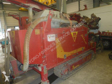 Mori drilling vehicle drilling, harvesting, trenching equipment