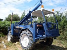 Sedidrill Foreuse SEDIDRILL 500 drilling, harvesting, trenching equipment