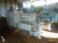 Bauer R B 8 drilling, harvesting, trenching equipment
