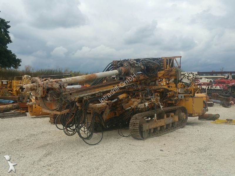 drilling, harvesting, trenching equipment drilling vehicle