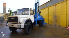 Nordmeyer drilling vehicle drilling, harvesting, trenching equipment