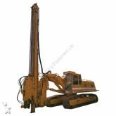 Liebherr drilling vehicle drilling, harvesting, trenching equipment