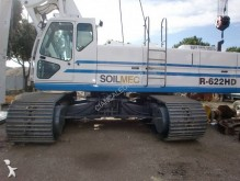 Soilmec R-622 HD drilling, harvesting, trenching equipment