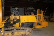 Atlas Copco drilling vehicle drilling, harvesting, trenching equipment