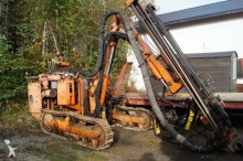 Tamrock DHA 400 drilling, harvesting, trenching equipment