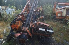 Tamrock DHA 500 drilling, harvesting, trenching equipment