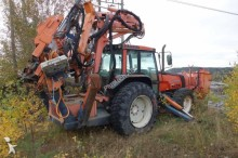 Tamrock Trimmer 200PB + Valmet traktor drilling, harvesting, trenching equipment