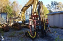 Tamrock Mini Flexi drilling, harvesting, trenching equipment