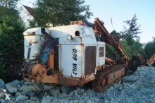 Tamrock Powertrak CHA 660 drilling, harvesting, trenching equipment