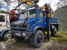 n/a MERCEDES-BENZ - UNIMOC 4X4 drilling, harvesting, trenching equipment