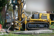 Ellettari drilling vehicle drilling, harvesting, trenching equipment