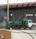 Fraste drilling vehicle drilling, harvesting, trenching equipment