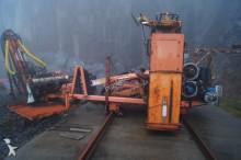 trivellazione, battitura, tranciatura carrello perforatore Tamrock
