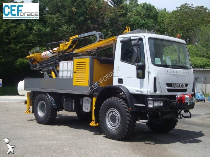 Teredo DC 206 drilling, harvesting, trenching equipment