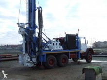 Ellettari EK 2000 drilling, harvesting, trenching equipment