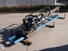 trivellazione, battitura, tranciatura carrello perforatore