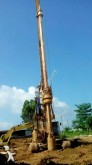 Bauer pile-driving machines drilling, harvesting, trenching equipment