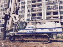 engin de battage Soilmec