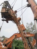 Hitachi TH55 drilling, harvesting, trenching equipment