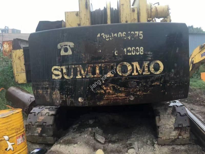 Vedeţi fotografiile Utilaje de foraj, bataj, taiere Sumitomo SD205