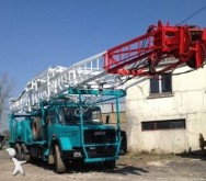 Kremco drilling vehicle drilling, harvesting, trenching equipment