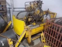 trivellazione, battitura, tranciatura carrello perforatore Perforator