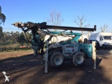 Demo drilling vehicle drilling, harvesting, trenching equipment