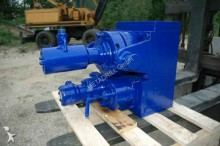 Wirth drilling vehicle drilling, harvesting, trenching equipment