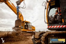 Auger Torque drilling vehicle drilling, harvesting, trenching equipment