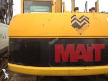 MAIT hr 45cat312 drilling, harvesting, trenching equipment