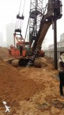 Hitachi drilling vehicle drilling, harvesting, trenching equipment