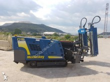 McCloskey D15 drilling, harvesting, trenching equipment