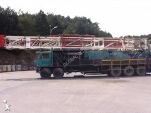 Cooper drilling vehicle drilling, harvesting, trenching equipment