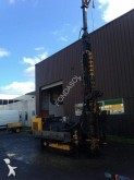 Tec System drilling vehicle drilling, harvesting, trenching equipment