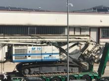 Soilmec SF70 CFA drilling, harvesting, trenching equipment