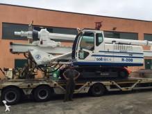 Soilmec R 208 drilling, harvesting, trenching equipment