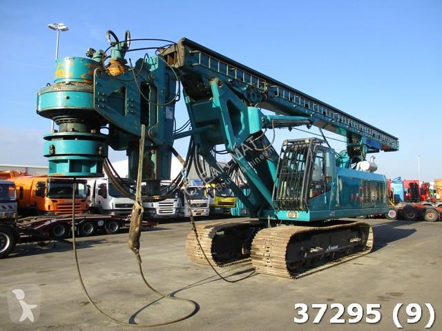 Forage, battage, tranchage Sunward SWDM28S Rotary drilling rig 25 meter