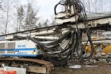 Soilmec SR 90 drilling, harvesting, trenching equipment