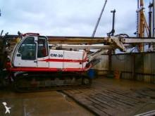 Soilmec CM 50 CFA drilling, harvesting, trenching equipment